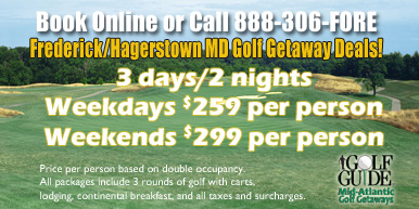 Fredericksburg Golf Getaways