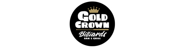 Gold Crown Billiards Harrisonburg logo